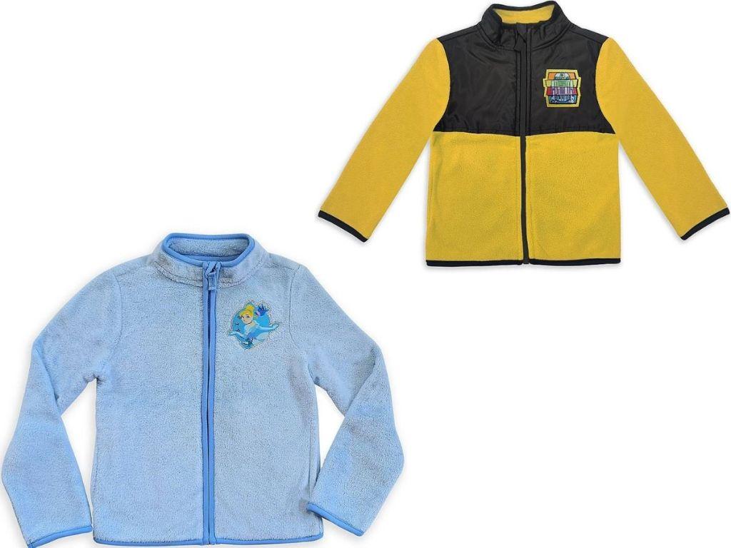 Disney Fleece Jackets