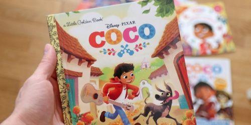 Little Golden Books from $2.49 on Amazon (Regularly $5) | Disney, Trolls & More