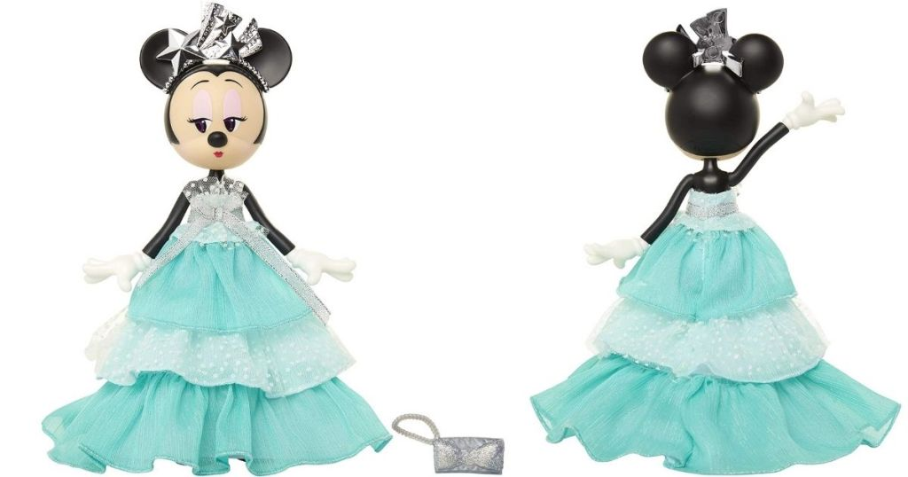 Front and back of Disney Minnie Mouse Special Edition Doll