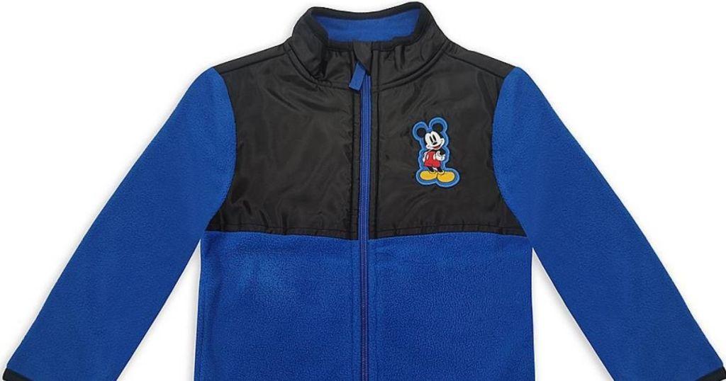 Disney Store Kids Fleece Hoodie
