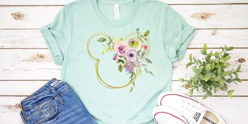 Women's Graphic Tees & Sweatshirts from $17.99 Shipped | Disney, Mama Bear, Valentine's Day & More