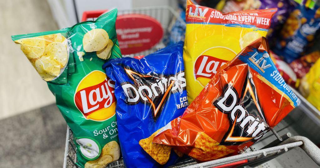 chips in basket