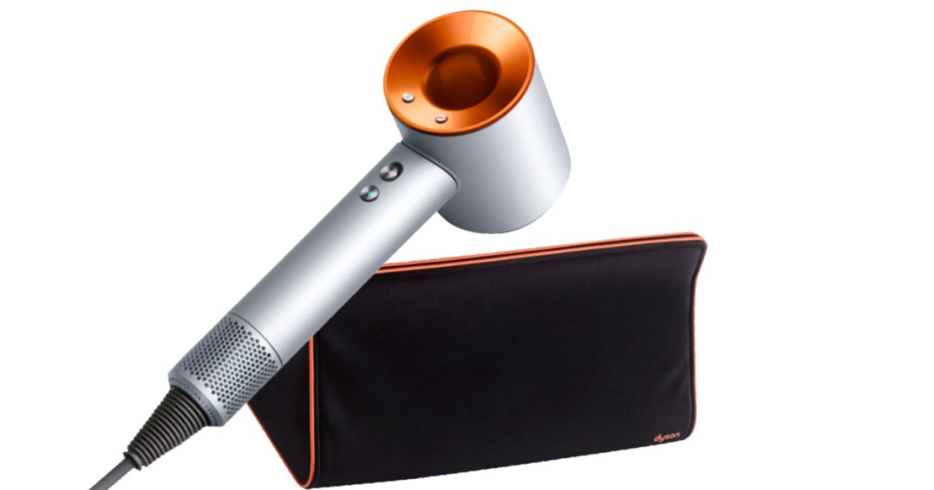 Dyson Supersonic Hair Dryer Copper Gift Edition Set