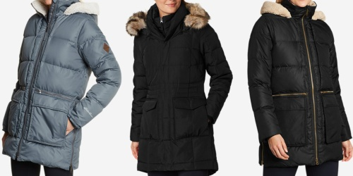 Eddie Bauer Men's & Women's Down Parkas Just $79 Shipped (Regularly up to $300)