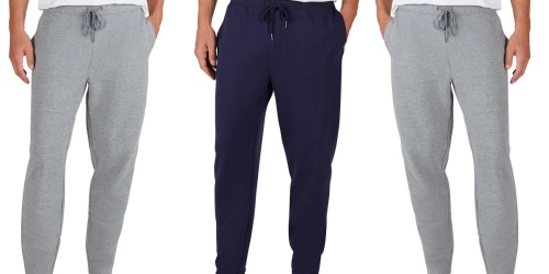 Eddie Bauer Men's Joggers 2-Pack Just $16.99 Shipped on Costco.com | Only $8.49 Per Pair
