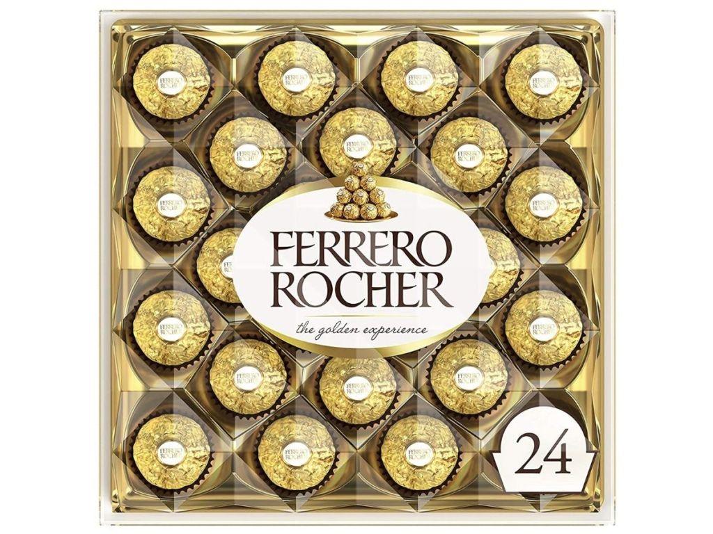 Ferrero Rocher chocolates 24-pack