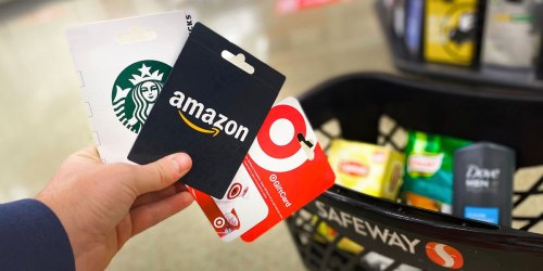 Score FREE Gift Cards Just By Uploading Your Receipts on the Fetch App (It's SO Easy!)
