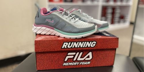 FILA Sneakers Only $29.99 on JCPenney.com (Regularly $55+)