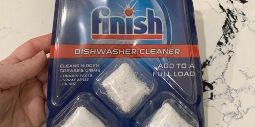 Finish Dishwasher Cleaner from $3.39 Shipped on Amazon