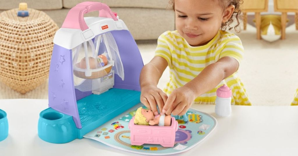 Fisher Price Cuddle Play Nursery