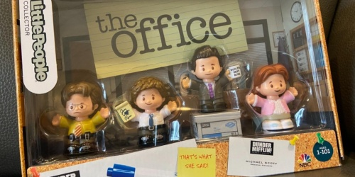 Fisher-Price Little People The Office Figures Set Only $18.62 on Amazon