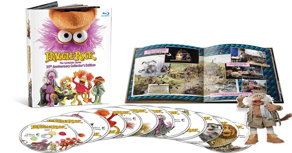 Fraggle Rock Anniversary Collection