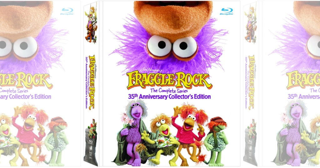 Fraggle Rock 35th Anniversary Collection