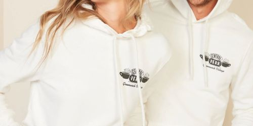 Old Navy Friends Central Perk Hoodie Only $15 (Regularly $45) + More Clearance Deals