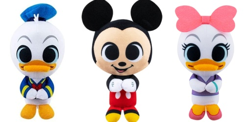 Disney Funko Plush Toys Only $3.88 on Walmart.com (Perfect for Easter Baskets!)