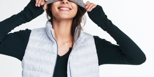 Up to 75% Off GAP Factory Outerwear for the Family   Styles from $9.98 (Regularly $35)