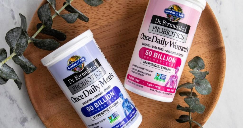 Garden of Life Probiotics for Men & Women