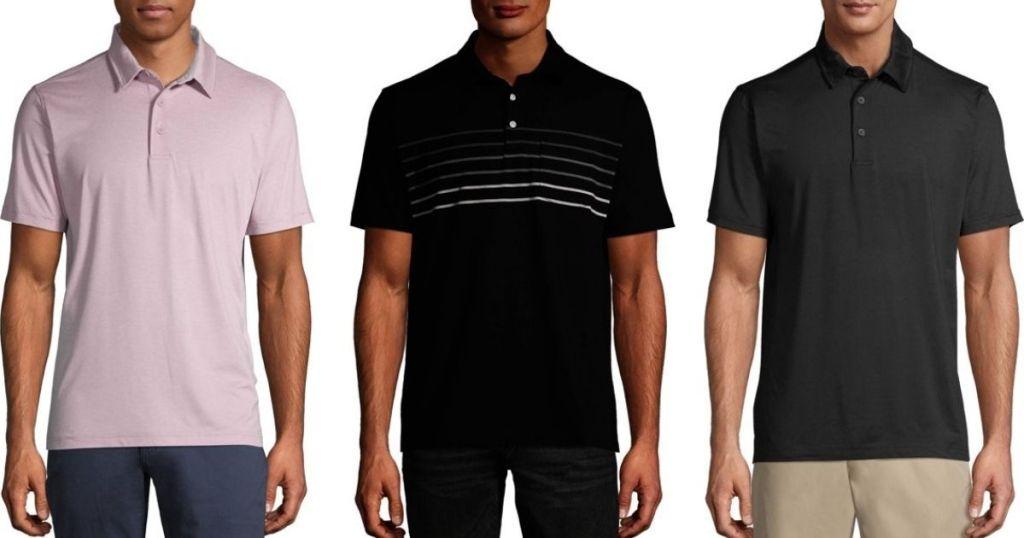 George Men's Polo Shirts