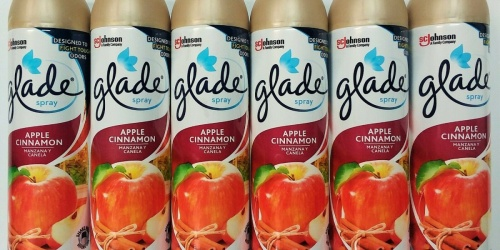 Glade Air Freshener Spray 12-Packs Only $11 Shipped on Amazon   Just 92¢ Per Can