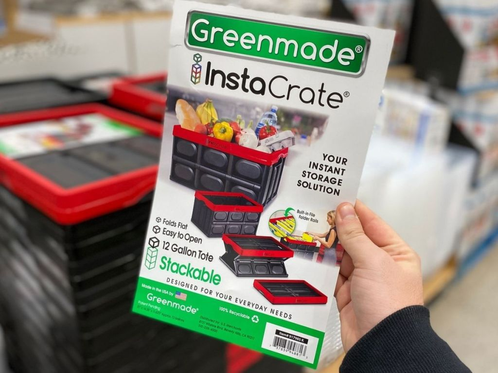 Greenmade Instacrate at Costco