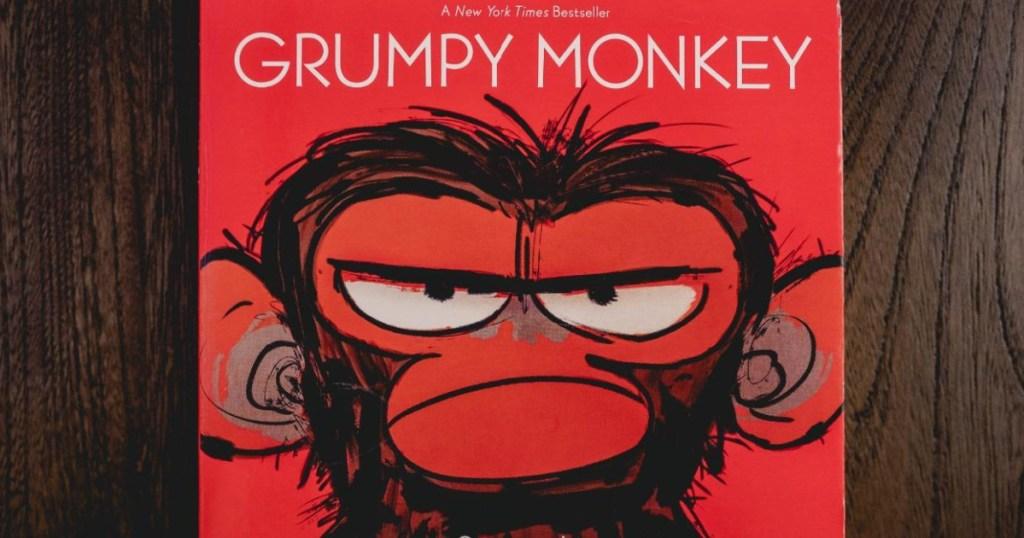 grumpy monkey hardcover children's book