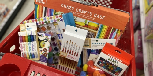Up to 65% Off Hand Made Modern Crafting Supplies at Target | In-Stores & Online