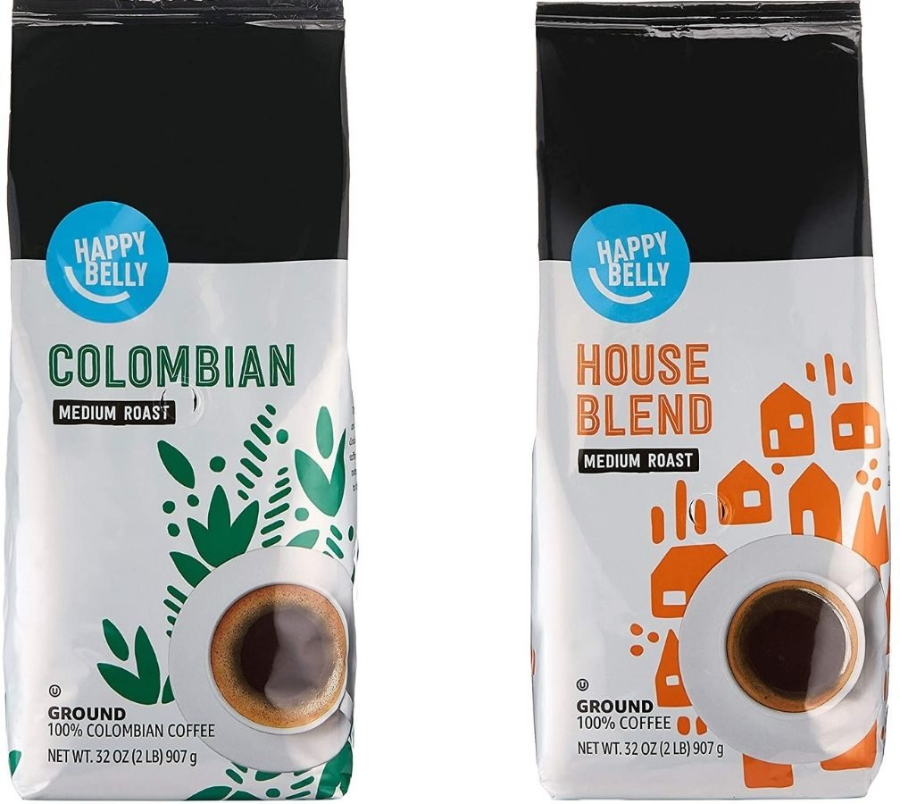 Happy Belly 32oz Ground Coffees