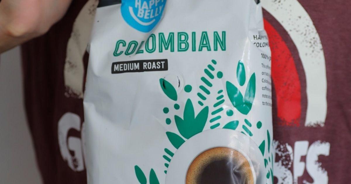 Happy Belly Colombian Roast Coffee