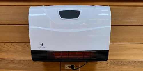 Infrared Smart Heater w/ Wi-Fi Only $95.67 Shipped on HomeDepot.com (Regularly $150)