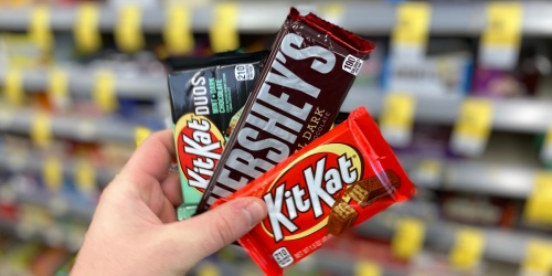 Hershey's Candy Bars Just 44¢ Each at Walgreens | In-Store & Online