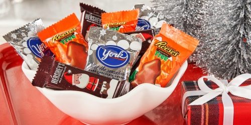 Hershey's Holiday Chocolate Candy Bags Just $1.74 on Walmart.com