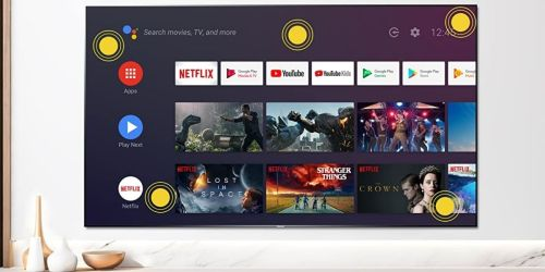 Hisense 55″ Quantum Series 4K Smart TV w/ Voice Remote Only $479.99 Shipped on Amazon (Regularly $530)