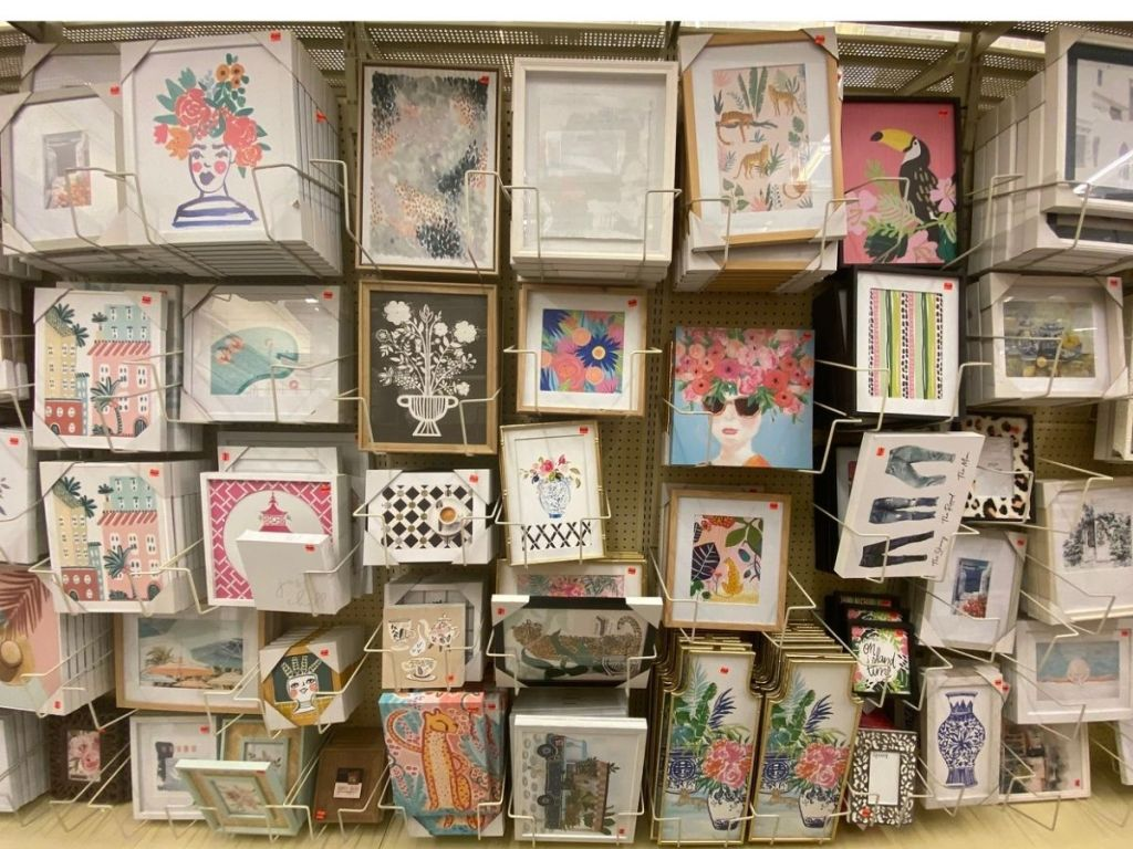 Hobby Lobby Framed Prints