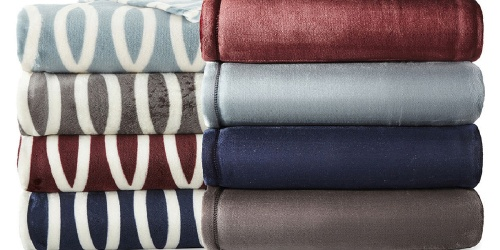 Throw Blankets from $11 on JCPenney.com (Regularly $27+)