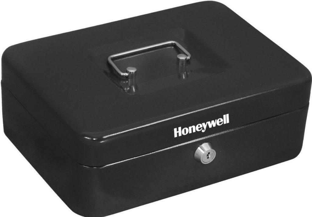 Honey well cash box