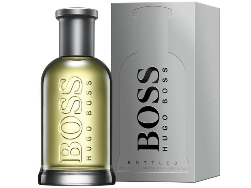 Hugo Boss No.6 Eau de Toilette, Cologne for Men, 3.3 Oz