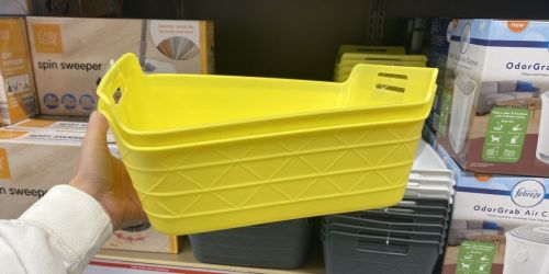 Find Easy & Affordable Storage at ALDI | Prices from $3.99