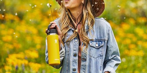 Hydro Flask Water Bottles from $17.93 on REI.com | Members Score a $20 Bonus Card w/ $100 Purchase
