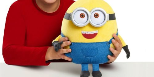 Illumination's Minions: The Rise of Gru Laugh & Chatter Otto Toy Just $12.49 on Amazon (Regularly $25)