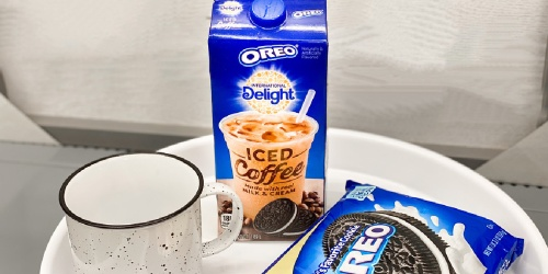 This International Delight Oreo Iced Coffee is a Must Try