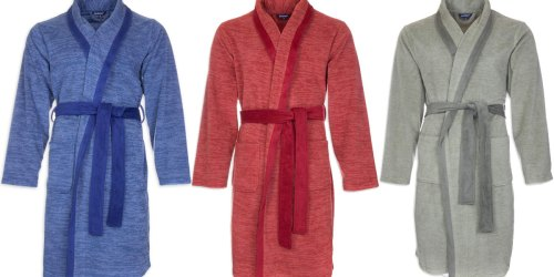 Isotoner Men's Robes Only $16 on Walmart.com (Regularly $35)