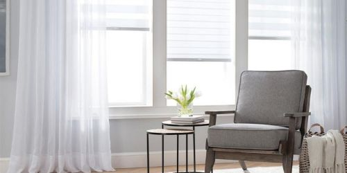 Clearance Window Treatments Only $9.99 on JCPenney.com (Regularly up to $90) | Blackout Curtains, Valances, & More