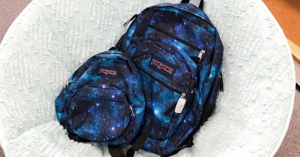 Jansport Cosmic Print Backpack