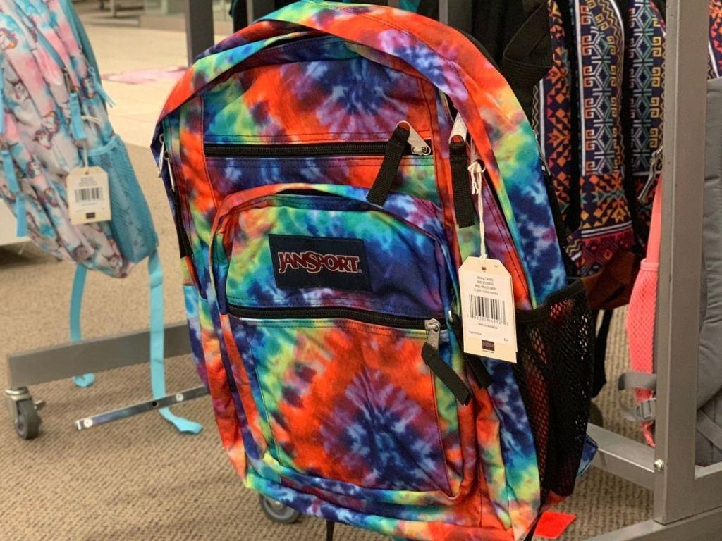 Jansport Tie Dye Backpack