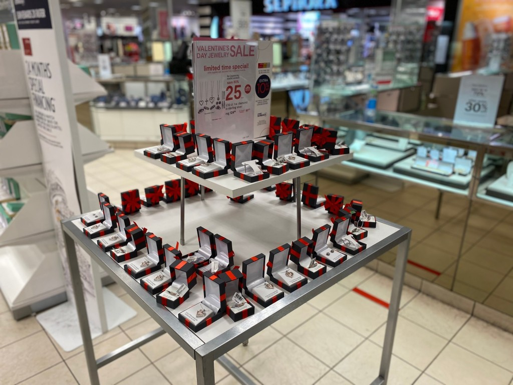Jewelry Sale at JCpenney