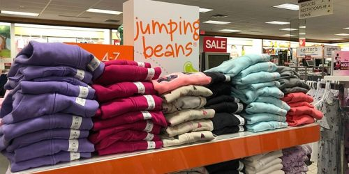 Jumping Beans Baby & Toddler Apparel from $4 + Free Shipping for Select Kohl's Cardholders