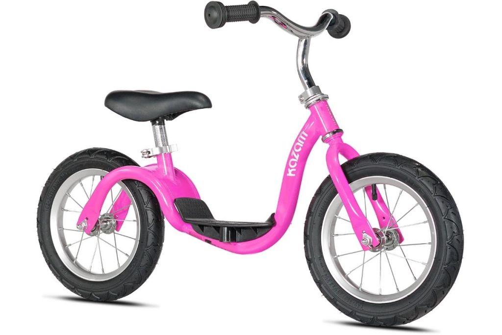 KaZAM v2s Balance Bike in pink