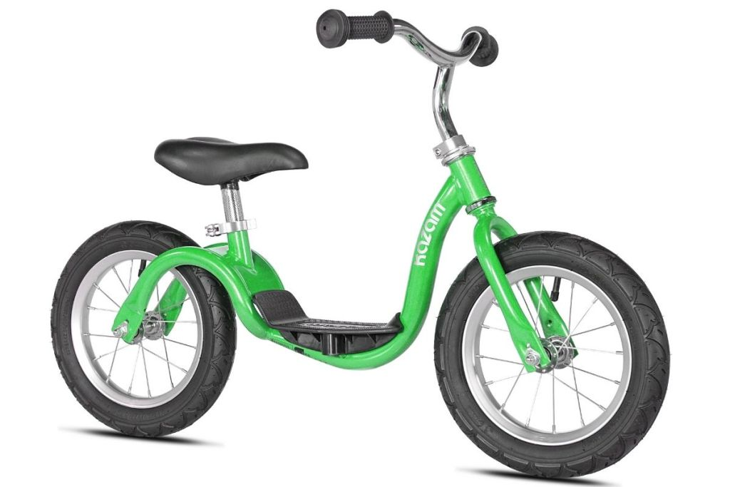 KaZAM v2s Green Balance Bike