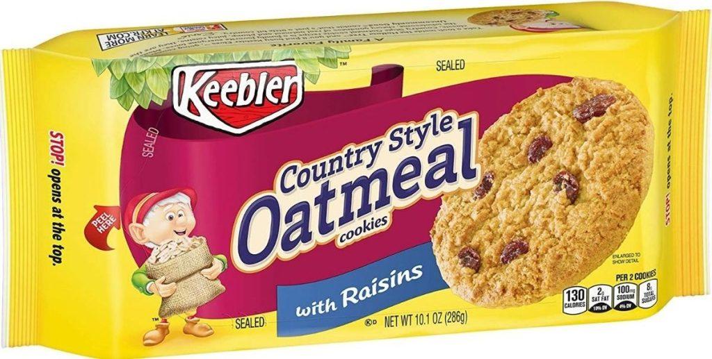 Keebler Oatmeal Cookies