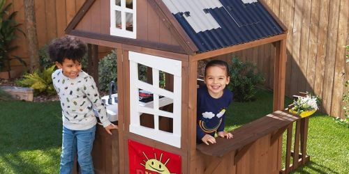KidKraft Ryan's World Outdoor Playhouse Only $139 Shipped on Walmart (Regularly $399)